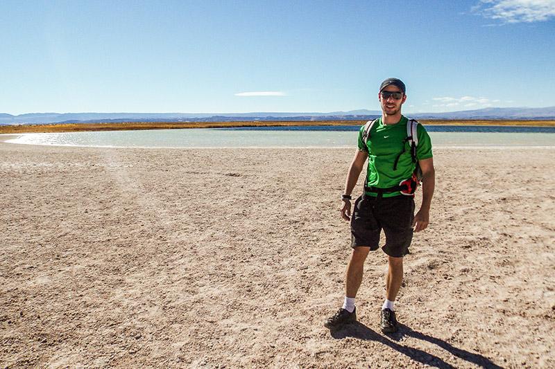 Laguna Cejar - Deserto do Atacama