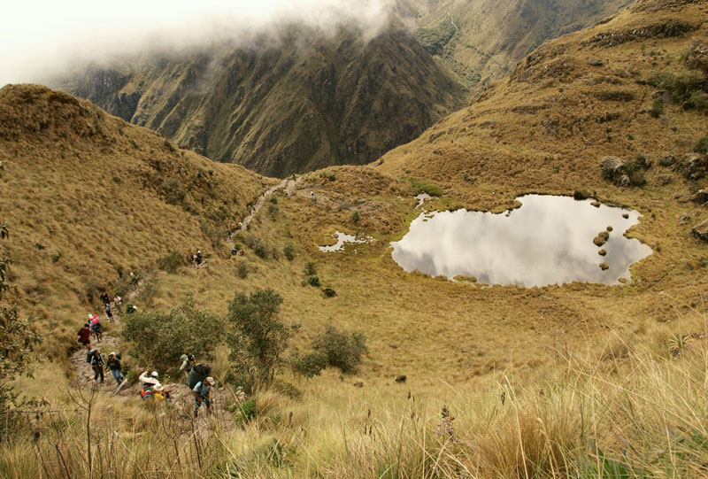 Trilha Inca