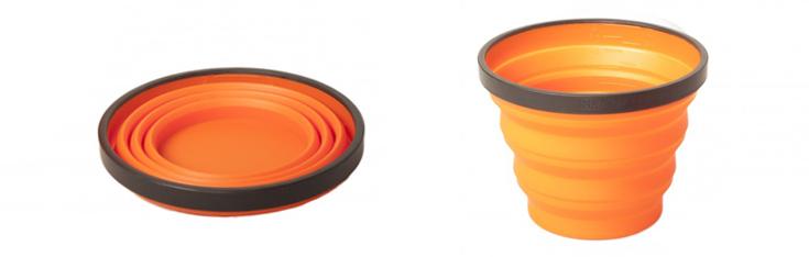 x-mug - sea to summit - kit de cozinha