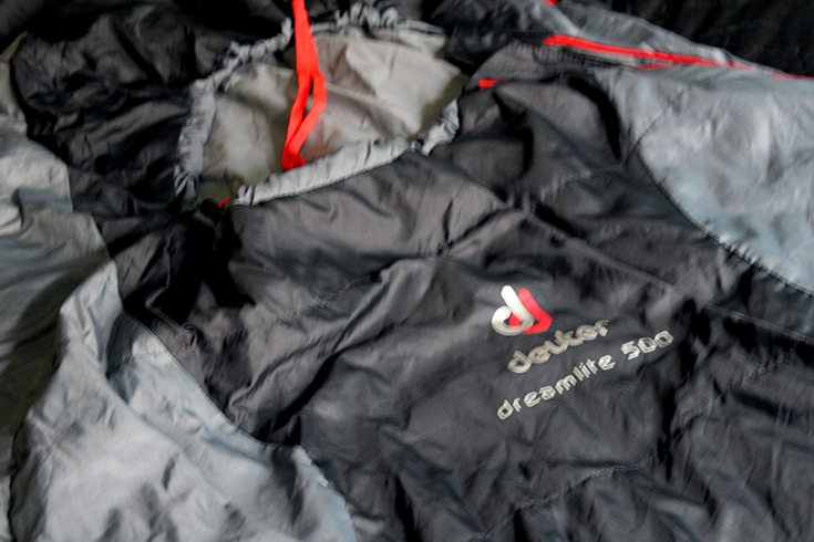 Saco de Dormir Dream Lite 500 da Deuter