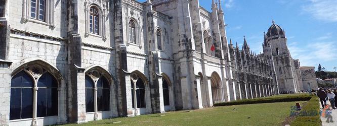 Lisboa - Mosteiro dos Jerônimos2