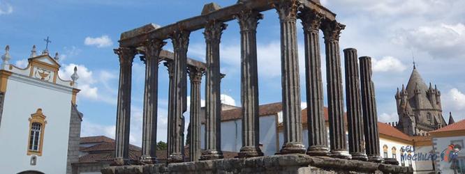 evora templo de Diana
