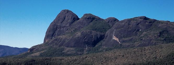 Pico do Papagaio em Aiuruoca – Minas Gerais - Seu Mochilão