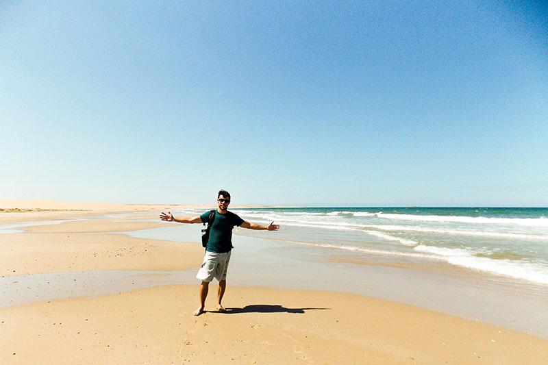 Cabo Polônio - Uruguai