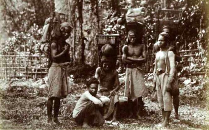 História do Mochilão