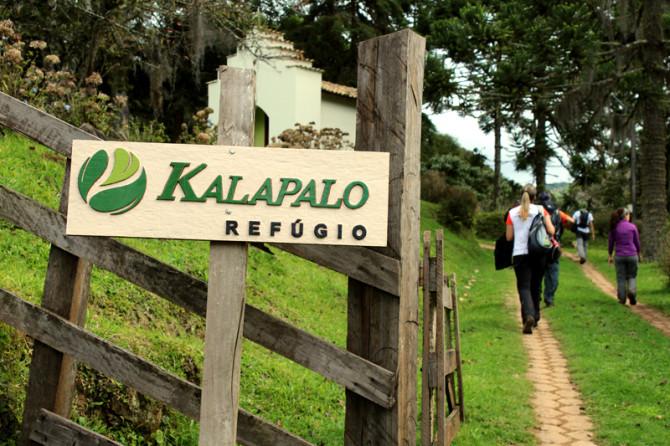 Refúgio Kalapalo