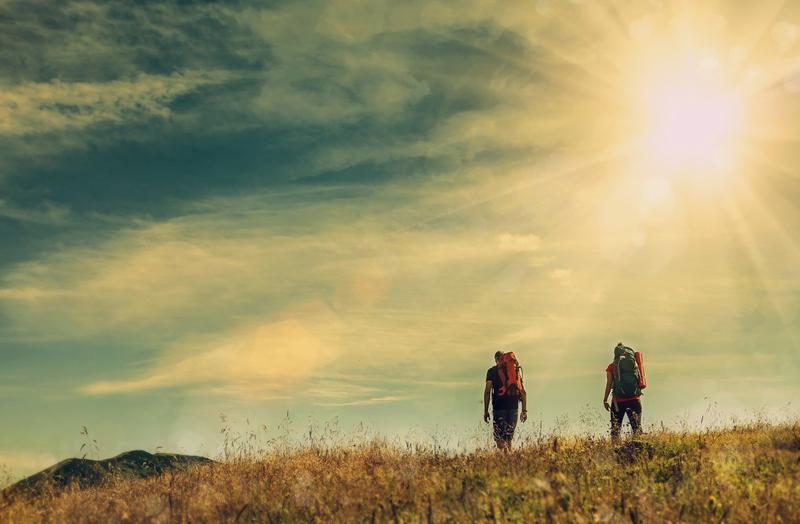 O trekking, uma metáfora para a vida