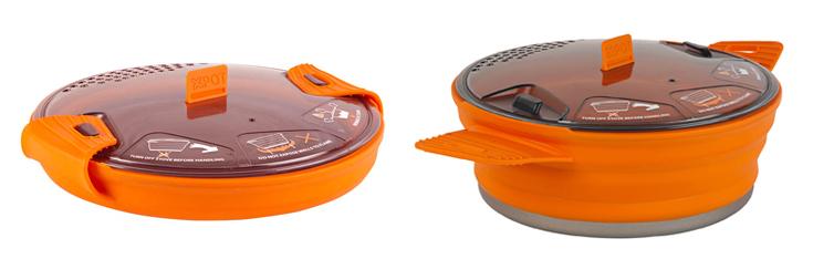 xpot - sea to summit - kit de cozinha