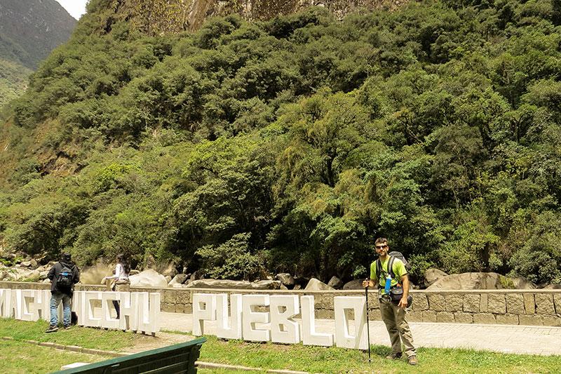 Águas Calientes, Peru