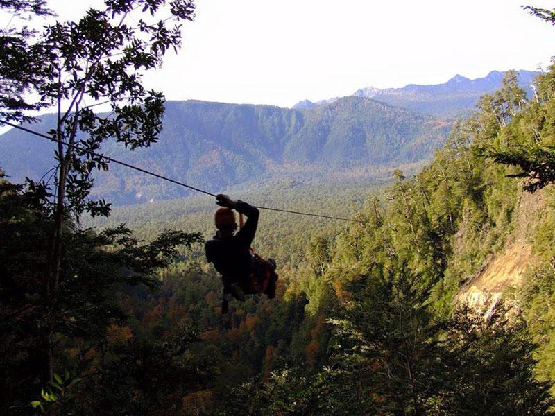 Reserva Biológica Huilo Huilo