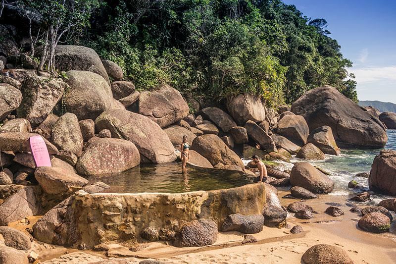 Cairuçu das Pedras - Juatinga