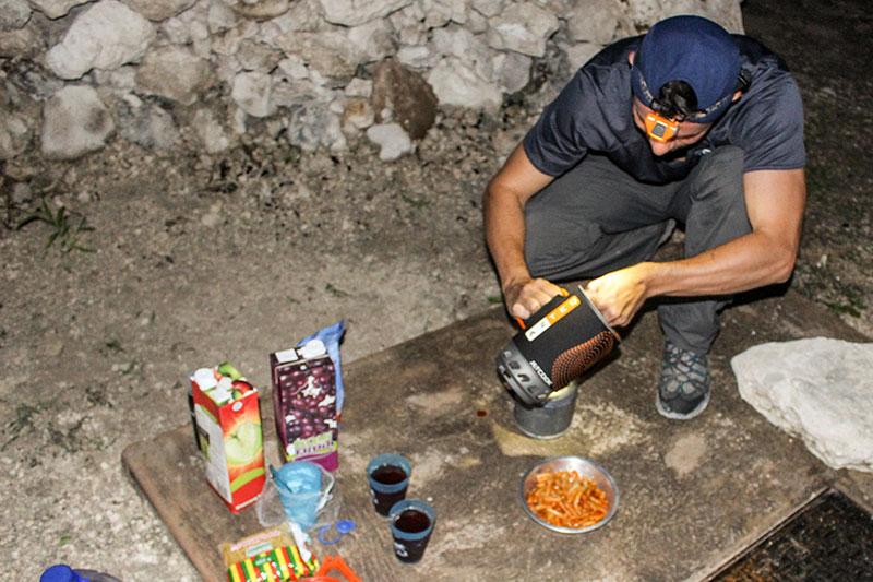 Jet Cook, fogareiro da Azteq