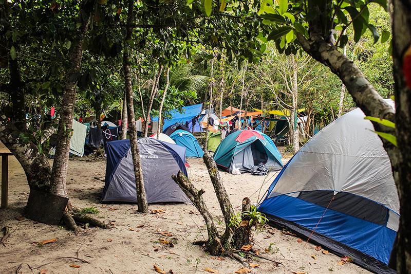 Camping Seu Maneco