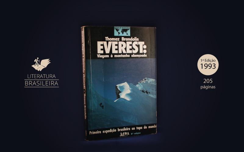 """Livro """"Everest"""""""