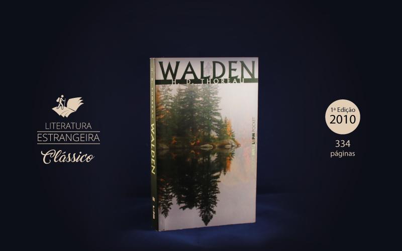 "Livro ""Walden"""