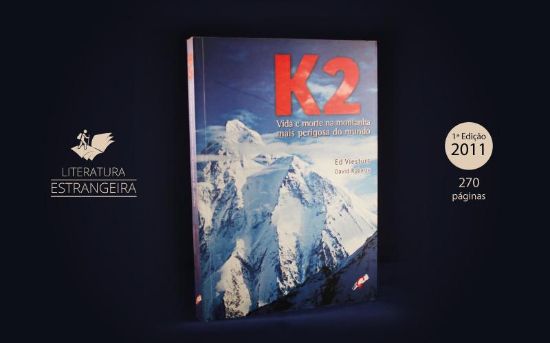"""Livro """"K2"""""""