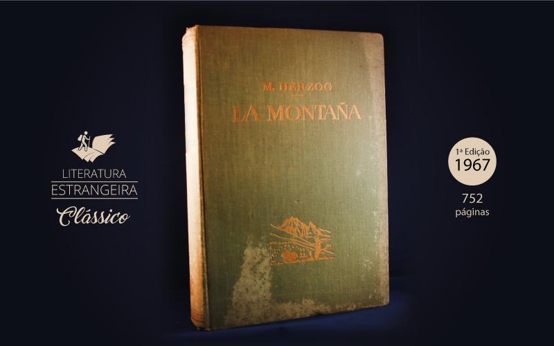 """Livro """"La Montaña"""""""