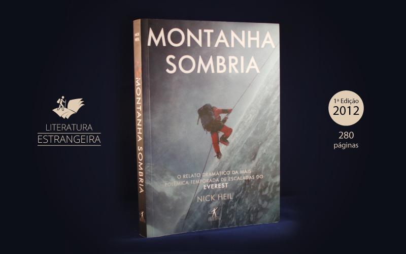 """Livro """"Montanha Sombria"""""""