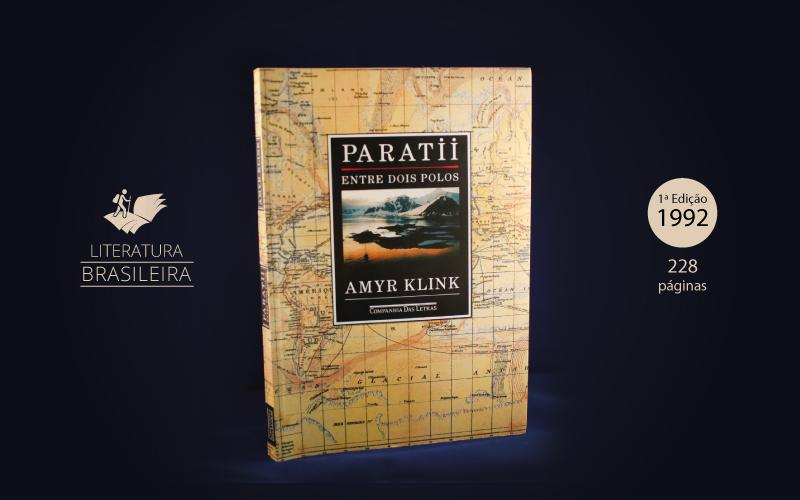 """Livro """"Paratii"""""""
