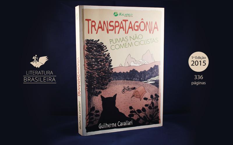 """Livro """"Transpatagônia"""""""